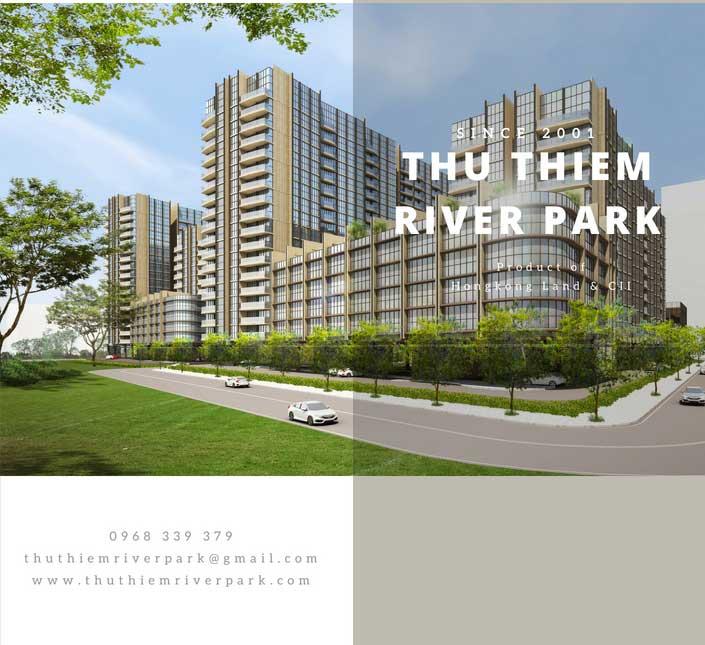 Dự án Thủ Thiêm River Park Quận 2
