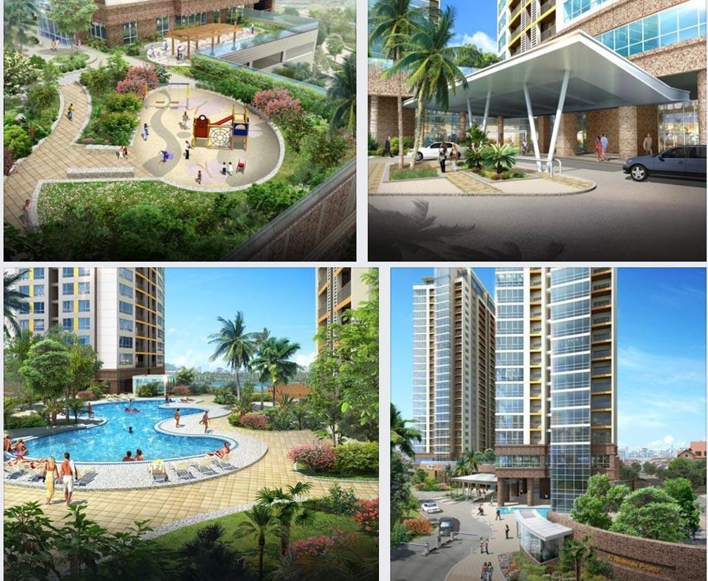 Thiết kế căn hộ Xi Riverview Palace