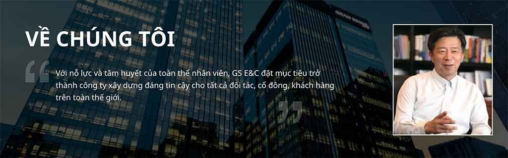 Ai là Chủ đầu tư dự án GS Metrocity Nhà Bè?