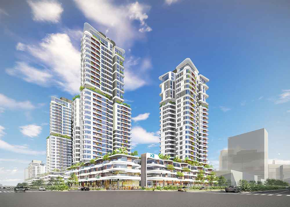 GS E&C chuẩn bị mở bán căn hộ Thủ Thiêm Zeit